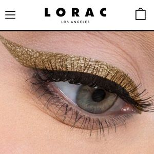 NWT gold Lorac Front of the Line Pro Eye Pencil